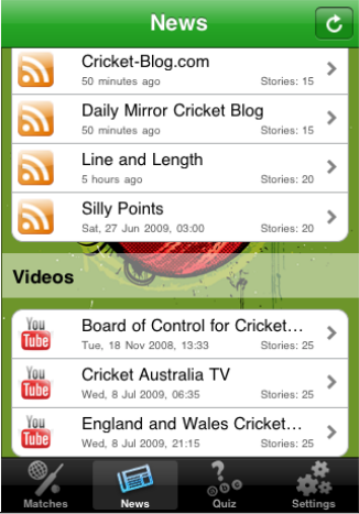 6f8e72a067 Virtual cricket  Best Cricket Application! (App Store  1.99 ...
