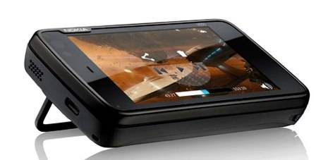Maemo powered N900 from Nokia