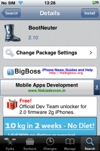 BootNeuter Install