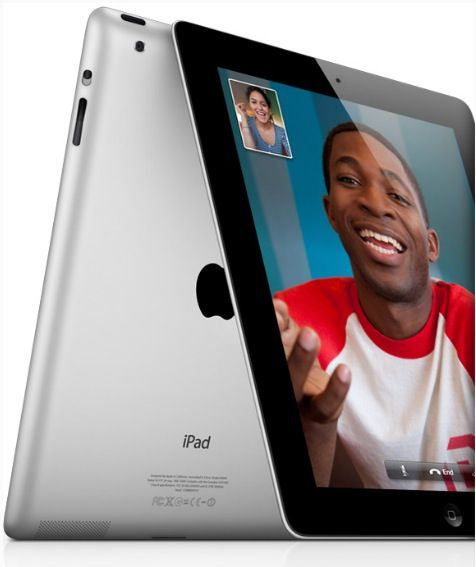 The Apple iPad2