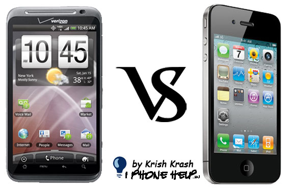 HTC v/s Apple