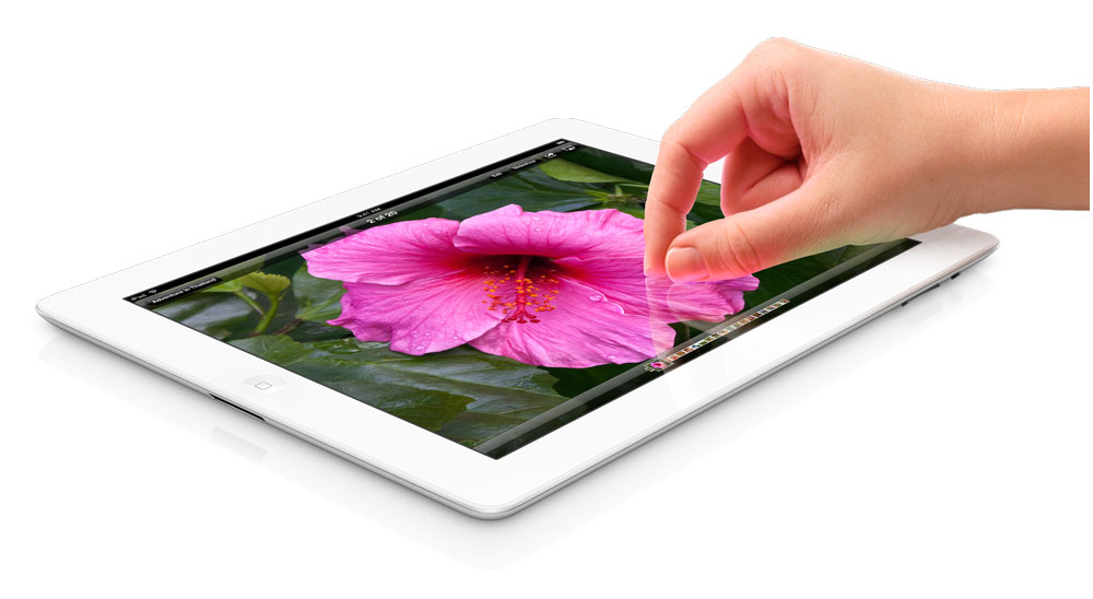 Apple iPad 4 - New - 2012
