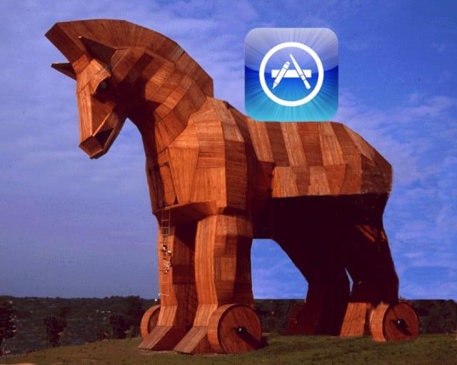 iOSTrojan