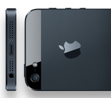 Apple iPhone 5 Design