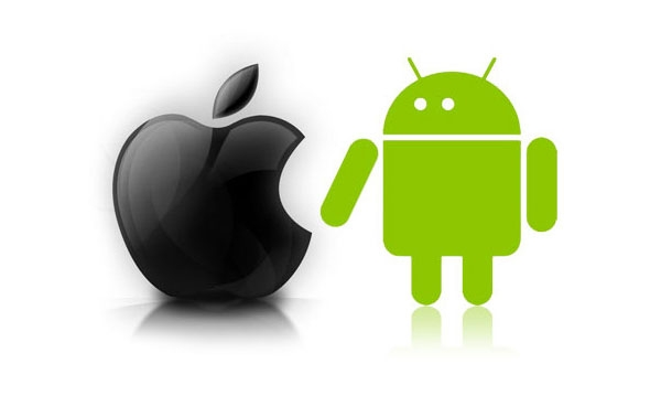 iOS loves Android