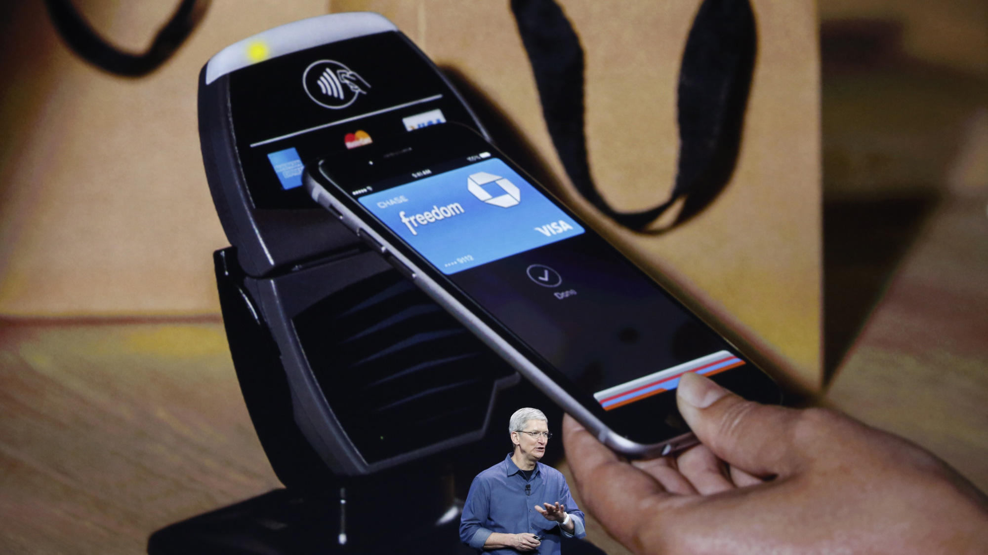 Apple Pay Action