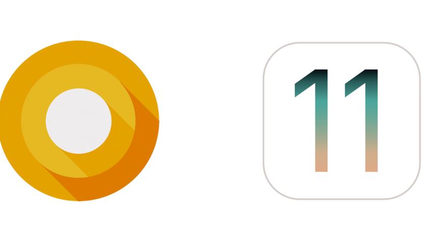 Android 8.0 Oreo vs iOS 11__