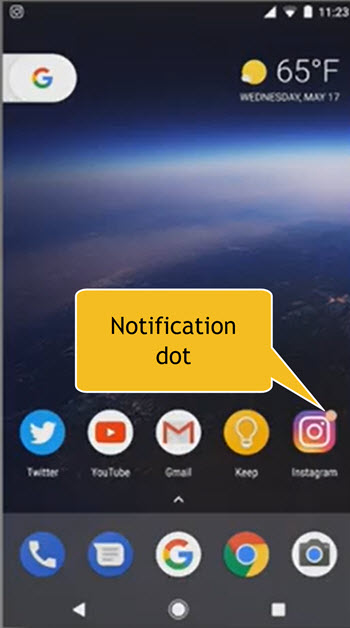 Android-Oreo-Notification-Dots-1