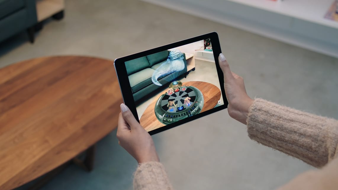 iOS 11 Augemented Reality